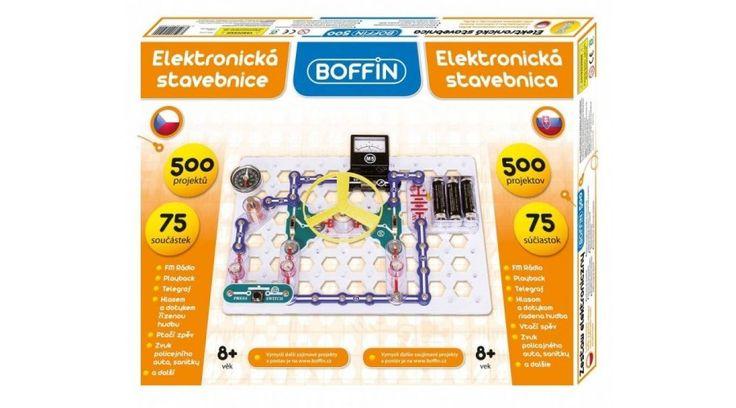 Boffin 500 elektronikai építőkészlet - Játékfarm játékshop https://www.jatekfarm.hu/gyerek-jatekok-108/epito-jatekok-114/boffin-500-elektronikai-epitokeszlet-16609