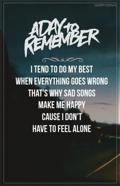 A Day To Remember Common Courtesy Quotes. QuotesGram A Day To Remember Quotes