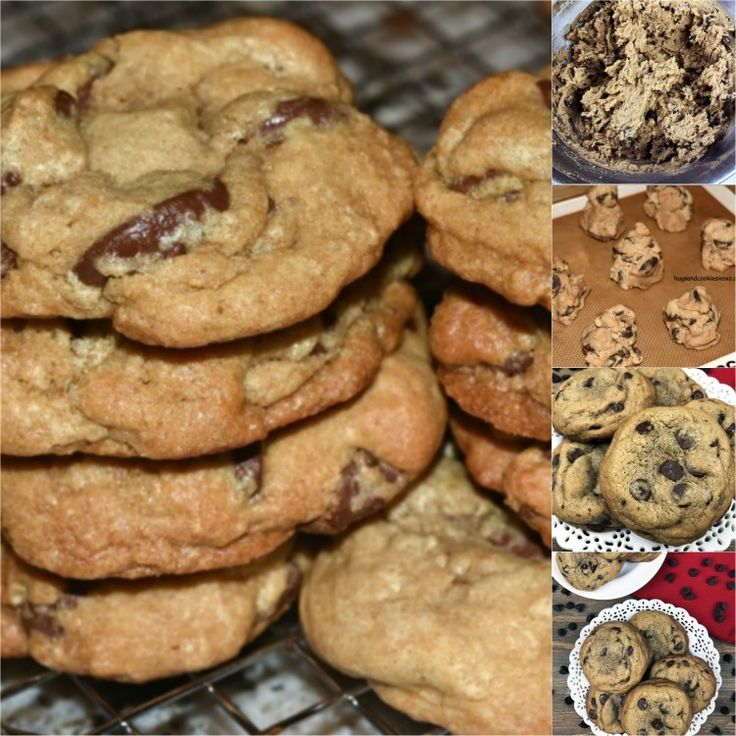 Mrs Fields Chocolate Chip Cookies With A Twist