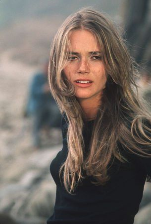 Peggy Lipton, classic beauty.