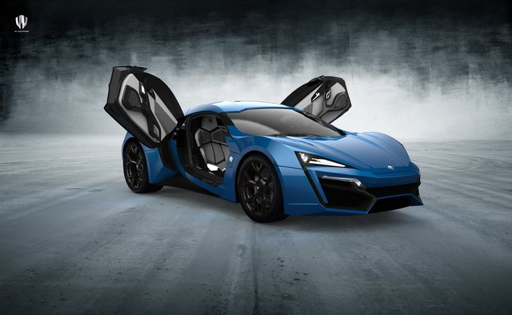 #03 $3.4 million - W Motors Lykan Hypersport   Number 3 the W Motors Lykan Hypersport Price $3.4 million dollars, speed 0-62 in 2.8 seconds with a top speed of 245 mph (395 km/h) This supercar is not just a star on the road but in Hollywood as well.   The Lykan Hypersport was prominetly displayed in the film Furious 7 where it crashed through multiple skyscrapers in Dubai.