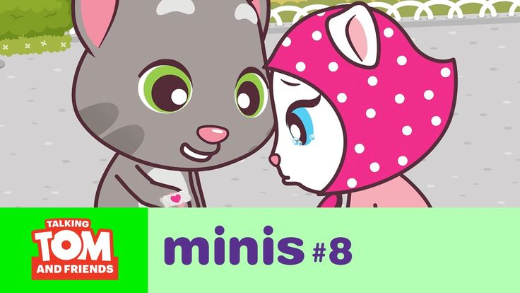 Talking Tom and Friends Minis - Fortune Cookies (Episode 8) xo, Talking Angela #TalkingAngela #MyTalkingAngela #TalkingFriends #LittleKitties #TalkingGinger #TalkingHank #TalkingTom #TalkingBen #LittleKitties #MyTalkingAngela