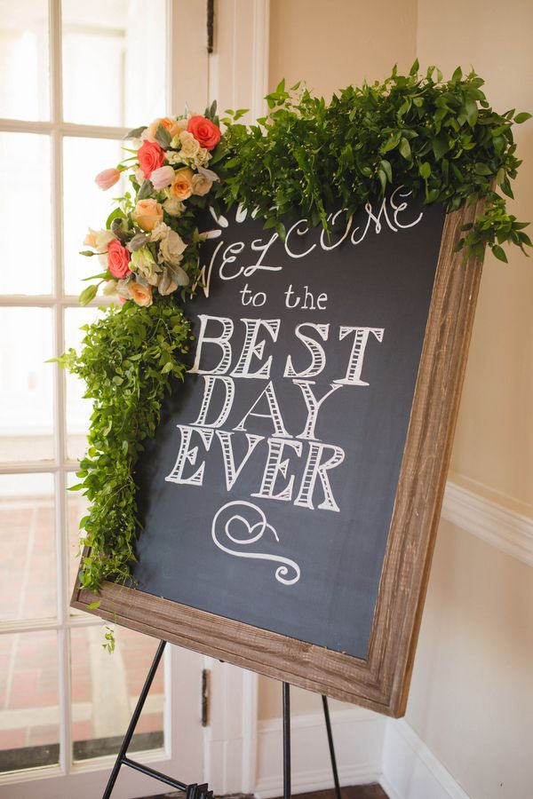 """""""Welcome to the best day ever!"""" 