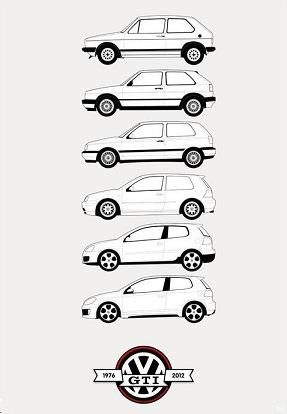 GTI Heritage- my dream any of them. With stance. Itsa beauty. :)