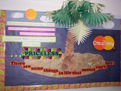 Kate's Science Classroom Cafe: Bulletin Board Idea...