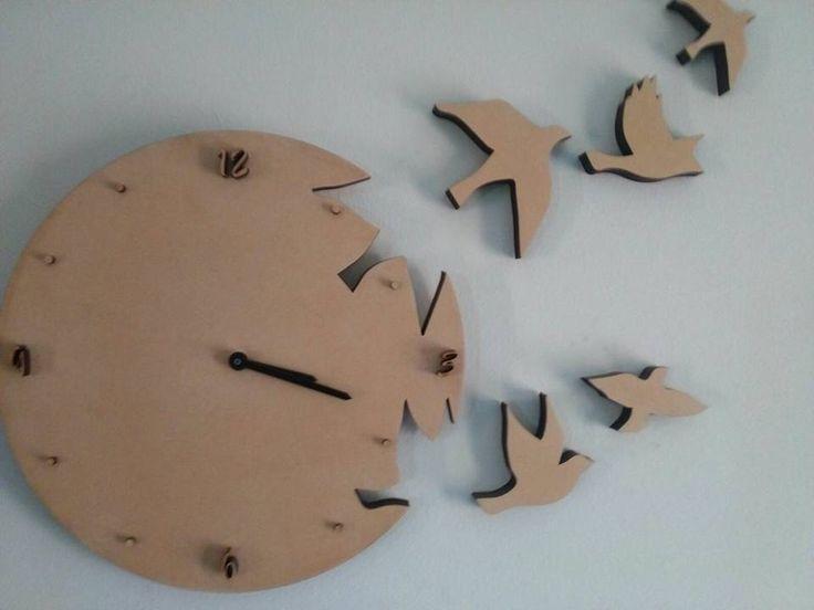 Reloj aves