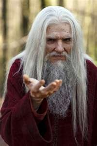 Emrys (Merlin)  I love that Emrys gets to say whatever he wants because everyone is too afraid to try and stop him from speaking his mind