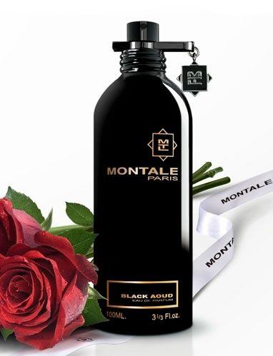 Black Aoud MONTALE - Doskonały kambodżański oud połączony z liśćmi indonezyjskiej paczuli, a także mandarynką, piżmem i płatkami róży. To najbardziej znany i najchętniej kupowany zapach francuskiej niszowej marki Montale. Bardzo długo utrzymuje się na skórze. Rodzina zapachowa: orientalno-drzewna #montale