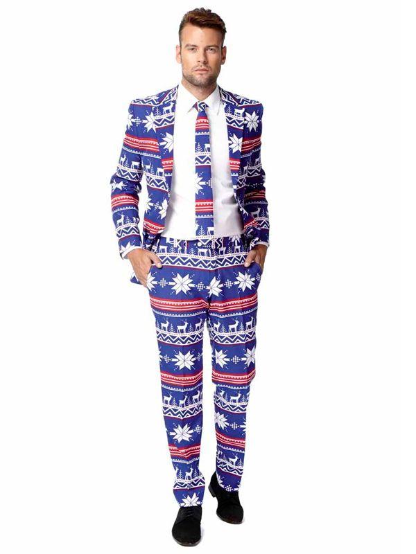 Opposuit The Rudolph - Morsom dress til julebord
