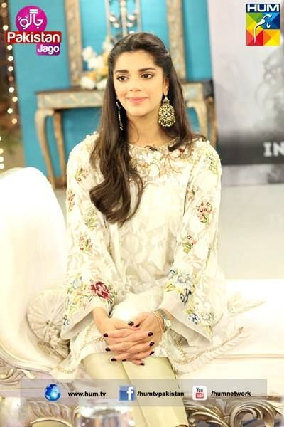 Sanam Saeed in Jago Pakistan Jago