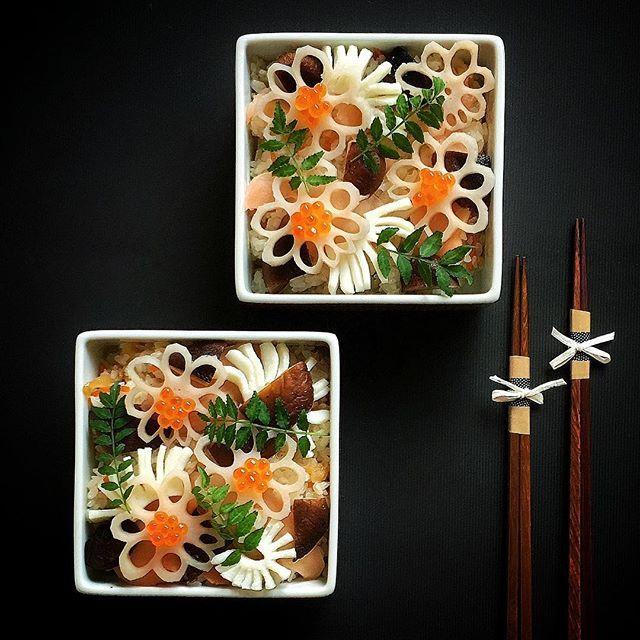 ちらし寿司 Chirashizushi - Scattered sushi | chinamisakamoto