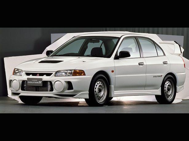 Mitsubishi Lancer Rs Evolution Iv 1996 A 1997 Mitsubishi Lancer Mitsubishi Lancer Evolution Mitsubishi Sports Car