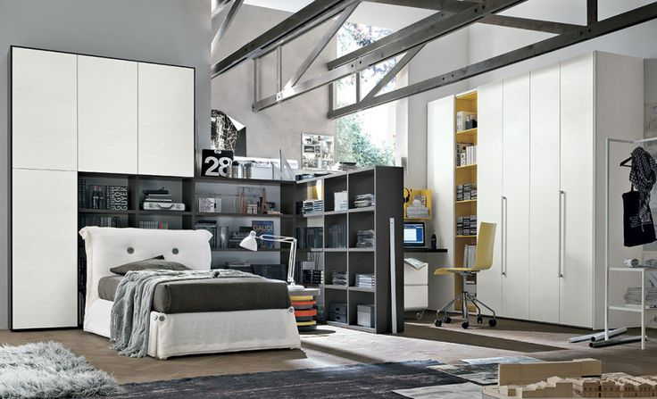 26 best Camere per Ragazzi images on Pinterest   Bedrooms, Child ...
