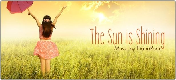 The Sun is Shining #advertising #background #bright #business #catchy #cheerful #confidence #corporate #documentary #exhibition #film #game #good mood #guitar #happy #joy #kalimba #modern #motivational #pleasure #podcast #positive #presentation #slideshow #sunny #tv #upbeat #uplifting #upright #video