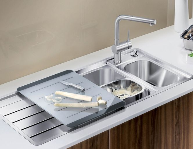 16 best Blanco Stainless Steel Sinks images on Pinterest ...