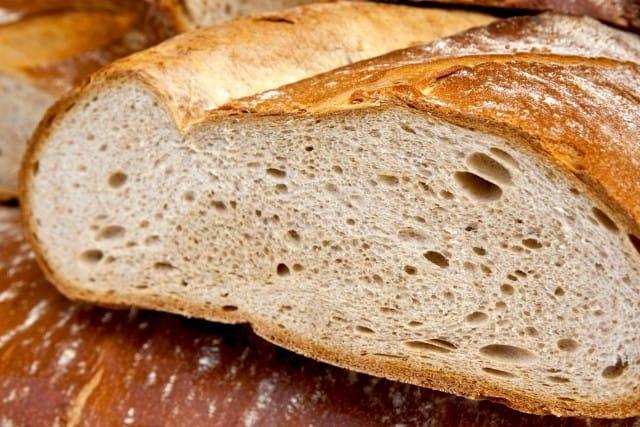 Ricetta Pane Con Pasta Madre Non Sprecare Ricette Idee Alimentari Pane Con Lievito Madre