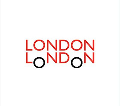 London London Logo. 23 Logos with Hidden Meanings. #logo #inspiration #design
