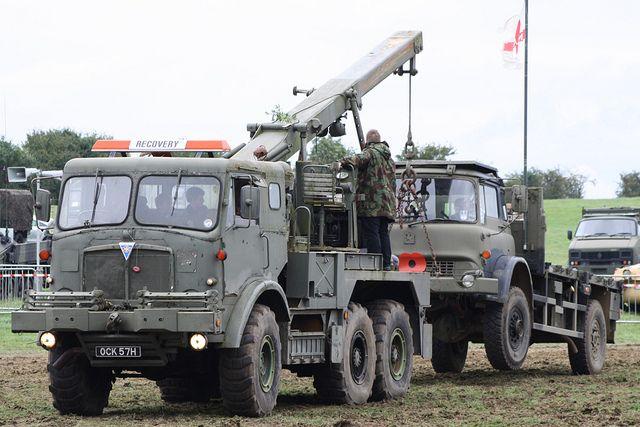 AEC Militant Mk3 - ex Army