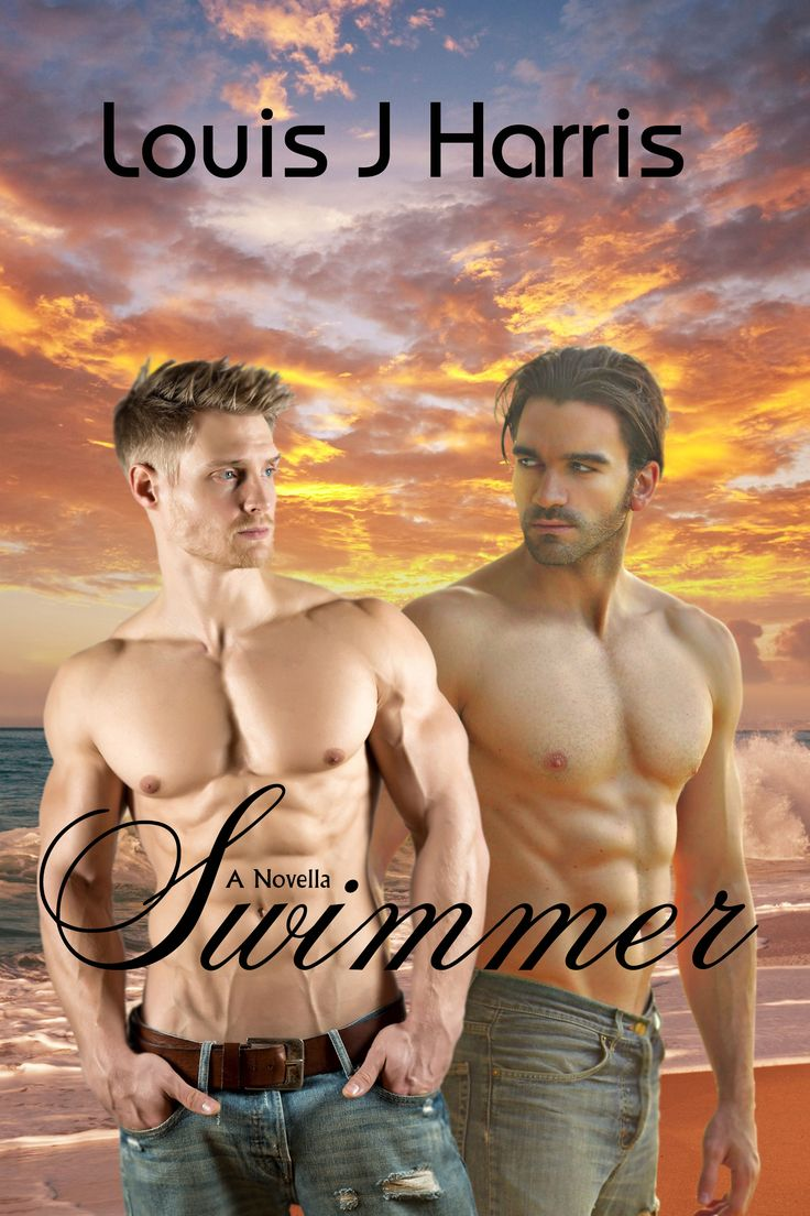 Gay Literature M/M The sensational novella from Louis J Harris.  When Basil's love leaves without so much as a note or a call, Basil becomes a total recluse.  Four years later he meets the swimmer, an Olympian who will rock his world...