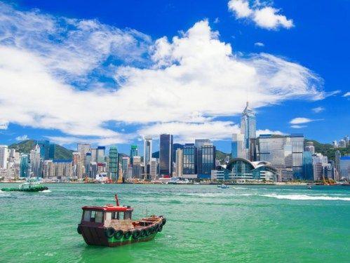 Hong Kong, Çin