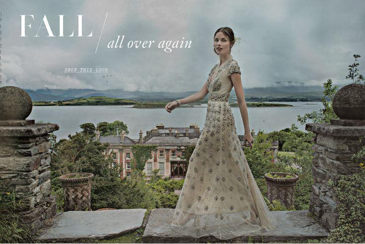 Fall Wedding Dresses in Ireland   B-Inspired   BHLDN