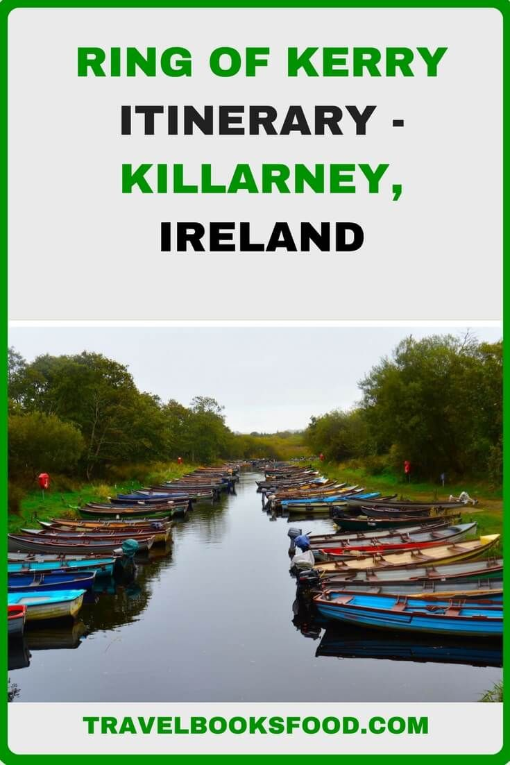 Ring Of Kerry Itinerary | Things to do in Killarney, Ireland | Where to stay on your Ring Of Kerry Drive | Driving In Ireland | Where to stay in Killarney | Killarney Itinerary | Places to see in Killarney, Ireland