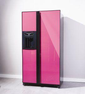pink kitchen appliances  i Soooo wish!!
