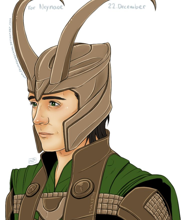 Thor - December 22 by Kumagorochan