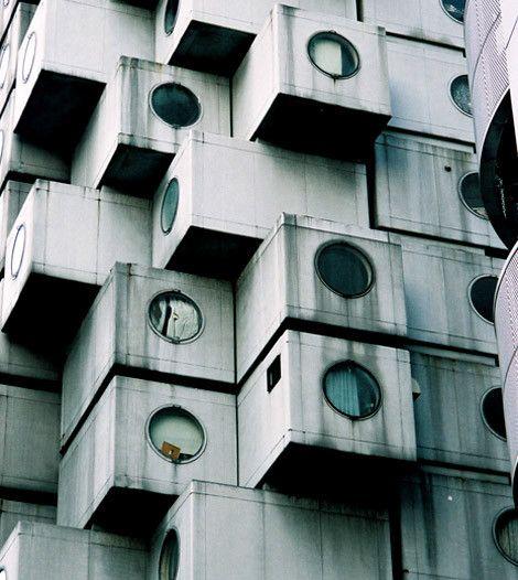 Galería de Clásico de la arquitectura: Nakagin Capsule Tower / Kisho Kurokawa - 2
