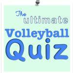 Volleyball Quiz