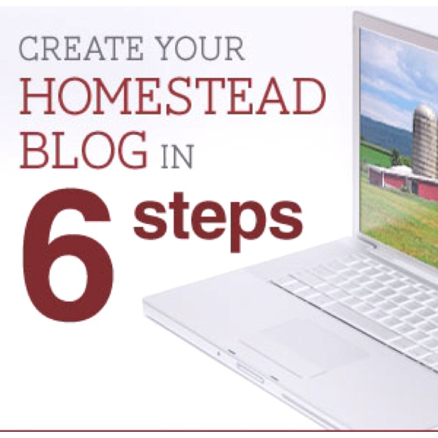 Guest post by Rob Russo of http://DesignerRobRusso.com about how to get your homesteading blog off to a strong start – or give it a jump start if you're not attracting as many readers as you would like. #homestead #blogging http://www.commonsensehome.com/create-your-homestead-blog/
