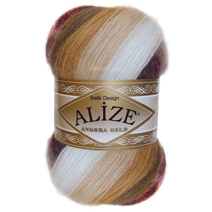 Alize Angora Gold Batik....love this yarn!