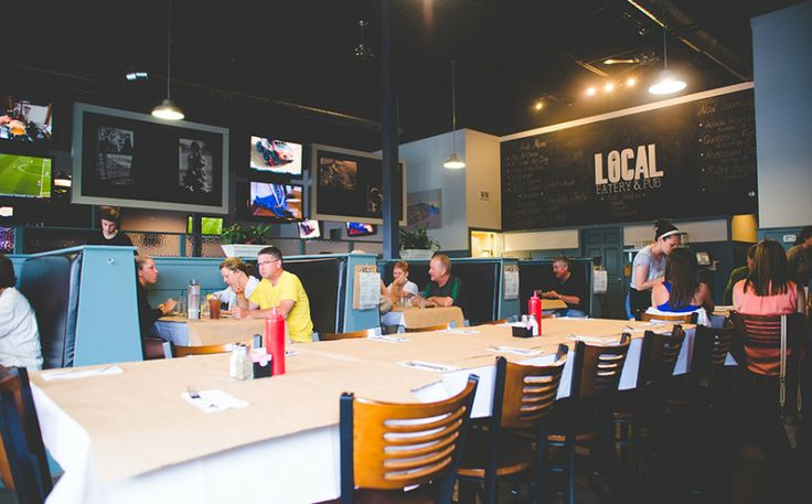 Local Eatery & Pub (Westfield, Indiana) - Bachelorette Party Location...???