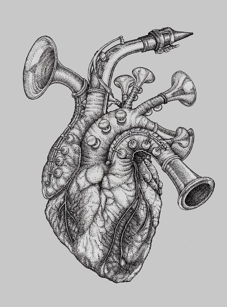 Human Anatomy Tattoos