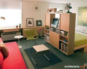 brilliant solutions for extremely small spaces | tiny apartments