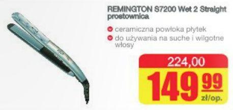 Miłe panie, przeceniona prostownica Remingtona z ceramiczną powłoką płytek to nie lada gratka. Bdsklep lubi kusić, a promocje tylko do końca roku. http://www.promocyjni.pl/gazetki/12945-supermarket-on-line-gazetka-promocyjna