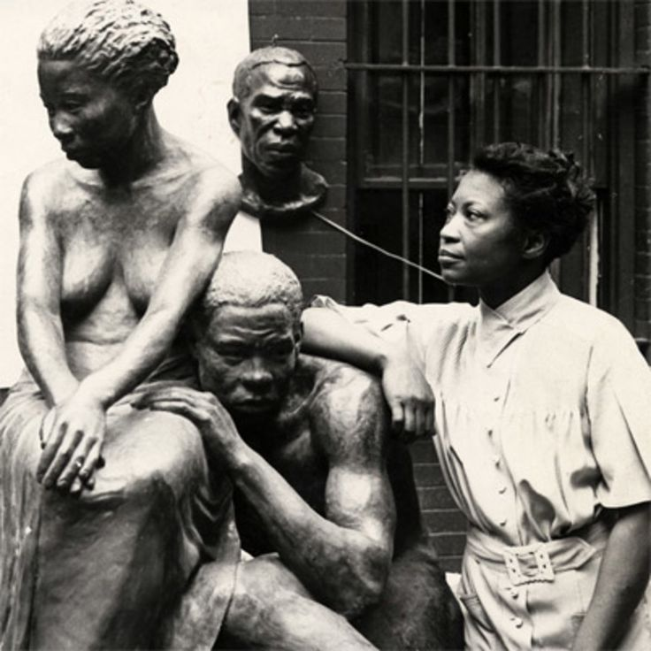 Born Augusta Christine Fells on February 29, 1892, in Green Cove Springs, Florida, Augusta Savage was an important African American artist and arts educator. Savage began making art as a child, using the natural clay found in her community.