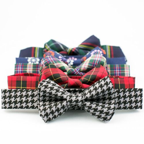 Taking photos in the studio today of our new Winter/Holiday 2014 bow ties! These will be online this week!