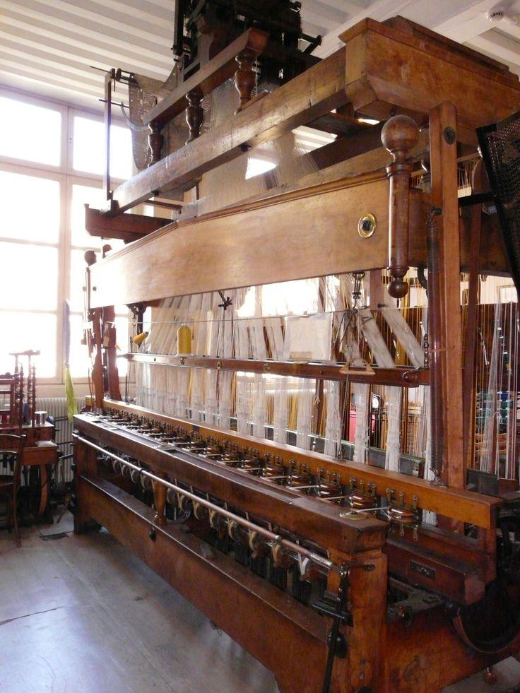 Vieux Lyon - métier à tisser