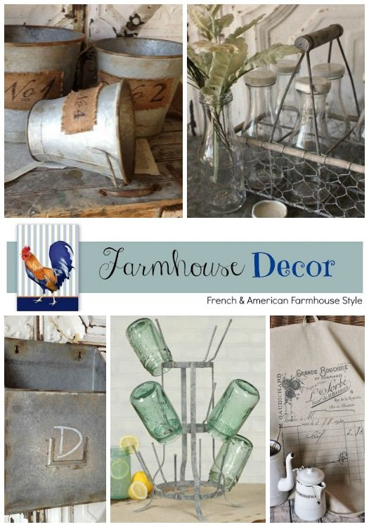 Farmhouse Decor at Carolina Vintage Market