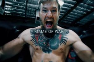 Untitled Hypes Game of War With Conor McGregor