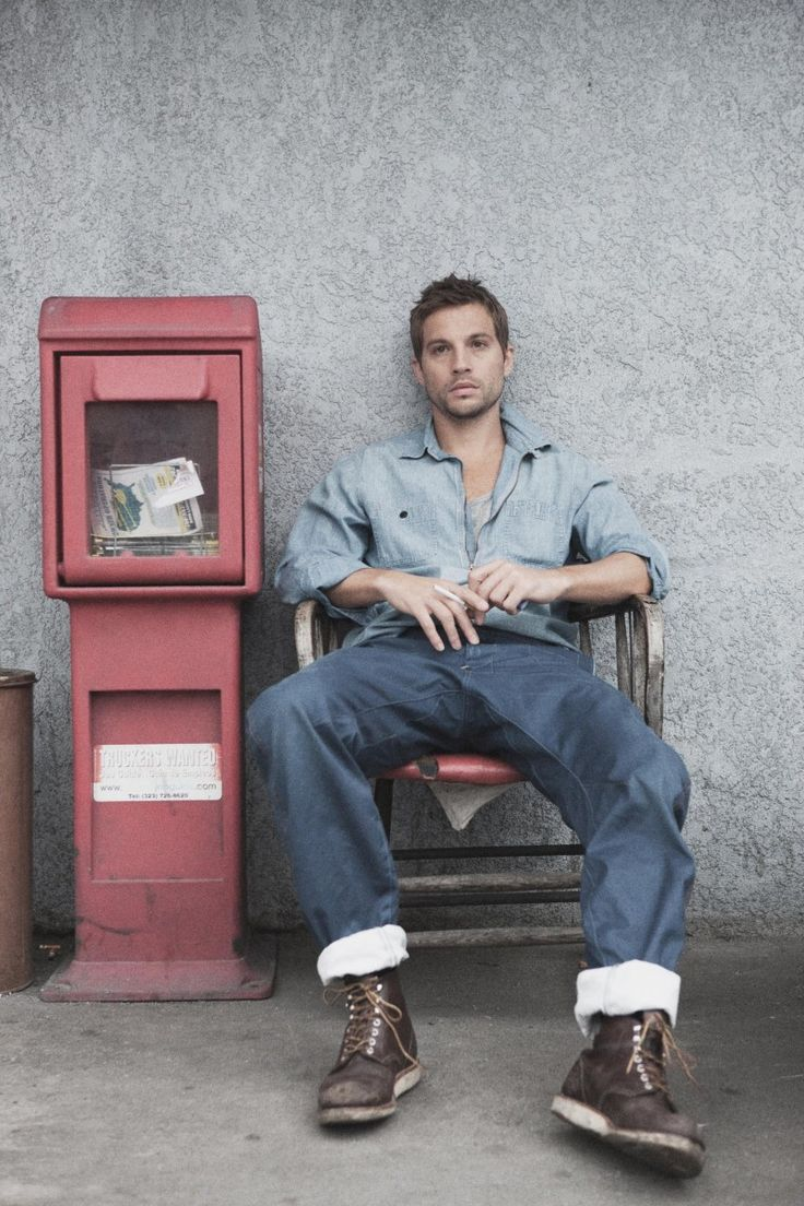 Luckily for him, Marshall-Green also happens to look like a movie star. He has the sturdy physique of a dockworker and a languid handsomeness that insinuates itself, first suddenly and then gradually.  Go read NatashaVC's profile on Prometheus' Logan Marshall-Green for Bullett magazine. Then go see Prometheus immediately!  photography: Eliot Lee Hazel
