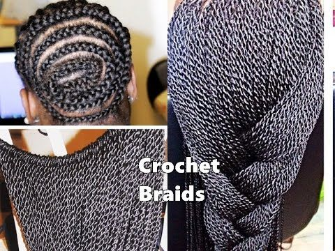 Crochet Box Braids Install : ... Good Hair Day on Pinterest Crochet Braids, Natural Hair and Wigs