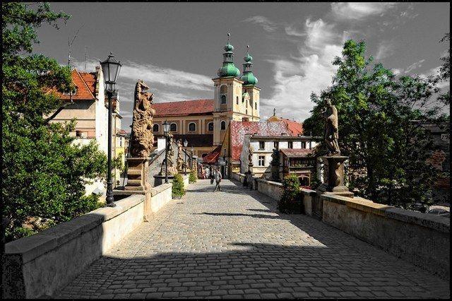 Kłodzko, South-Western Poland