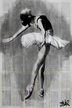 """Saatchi Art Artist Loui Jover; Drawing, """"her finest moment"""" #art"""