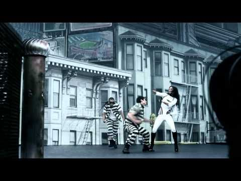 It's really an awful video... and kind of a mediocre song... but it was on Misfits and now it's stuck in my head.