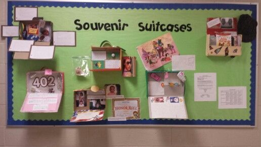 Bud Not Buddy Suitcase Project