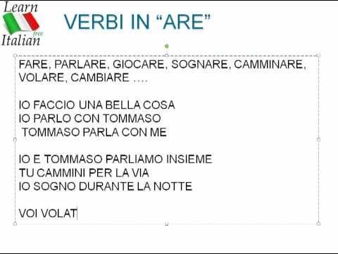 Learn Italian - Free Italian Lesson 16 - Curso Gratis de Italiano