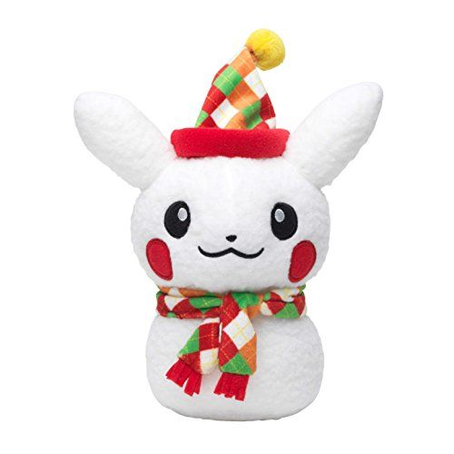 Product Description Pokemon Center Original stuffed Aurora tour Pika Dharma male Ver.Body size: 26 ~ 17.5 ~ 13 (H ~ W ~ D: cm)The main manufacturing countries: China(C) 2015 Pokemon. (C) 1995-2015 Nintendo / Creatures Inc./GAME FREAK inc.Age: 3 years old or more2015 Christmas Japan Limited Keywords: Christmas Things, Pokemon Christmas Gifts, Pokemon Gifts for …