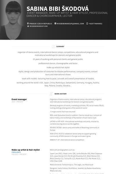 restaurant manager change career resume summary examples
